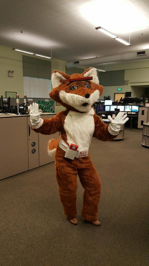 Red E Fox